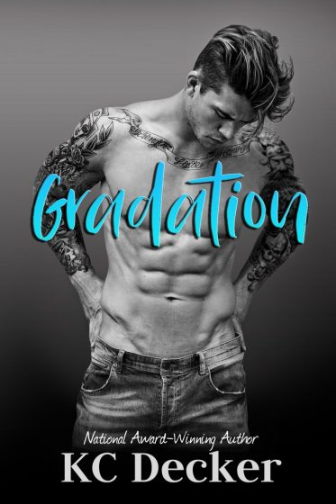 Cover Reveal: Graduation by KC Decker