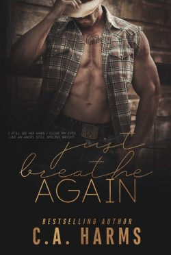 Release Day Blitz: Just Breathe Again by CA Harms
