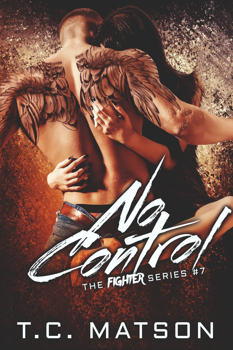 Release Day Blitz: No Control (The Fighter #7) by TC Matson