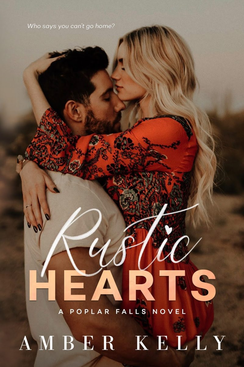 Cover Reveal: Rustic Hearts (Poplar Falls #1) by Amber Kelly