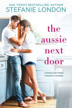 Release Day Blitz: The Aussie Next Door (Patterson's Bluff #1) by Stefanie London
