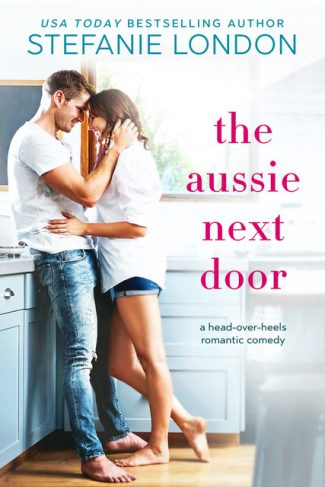 Release Day Blitz: The Aussie Next Door (Patterson's Bluff #1) by Stefanie London