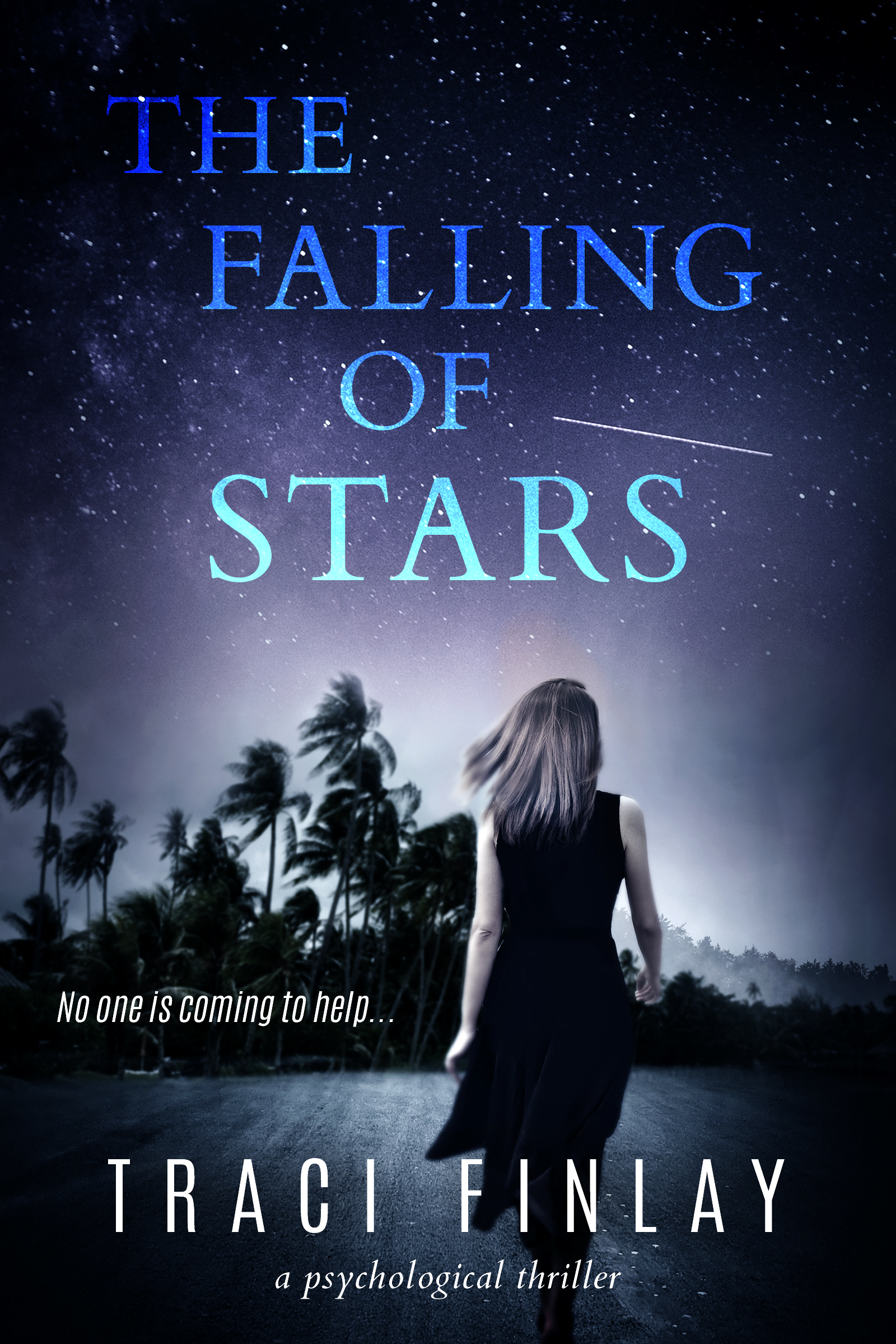 Cover Reveal: The Falling of Stars by Traci Finlay