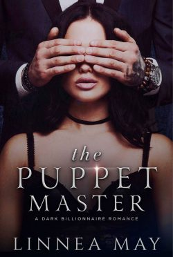 Cover Reveal & Giveaway: The Puppetmaster by Linnea May
