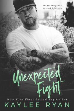 Release Day Blitz: Unexpected Fight (Unexpected Arrivals #2) by Kaylee Ryan