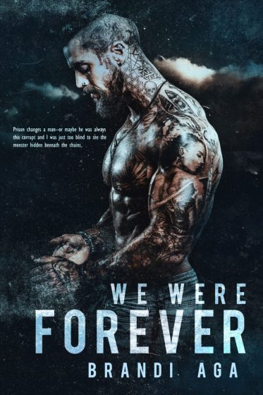 Cover Reveal: We Were Forever (We Were #2) by Brandi Aga