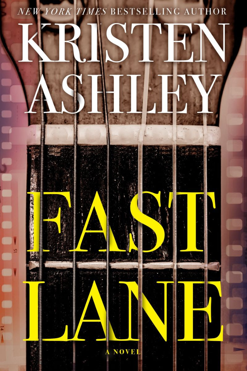 Cover Reveal: Fast Lane by Kristen Ashley