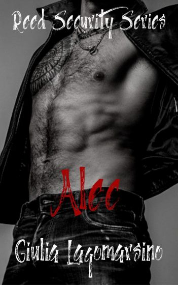 Cover Reveal & Giveaway: Alec (Reed Security #17) by Giulia Lagomarsino