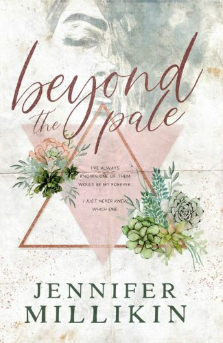 Cover Reveal: Beyond the Pale by Jennifer Millikin