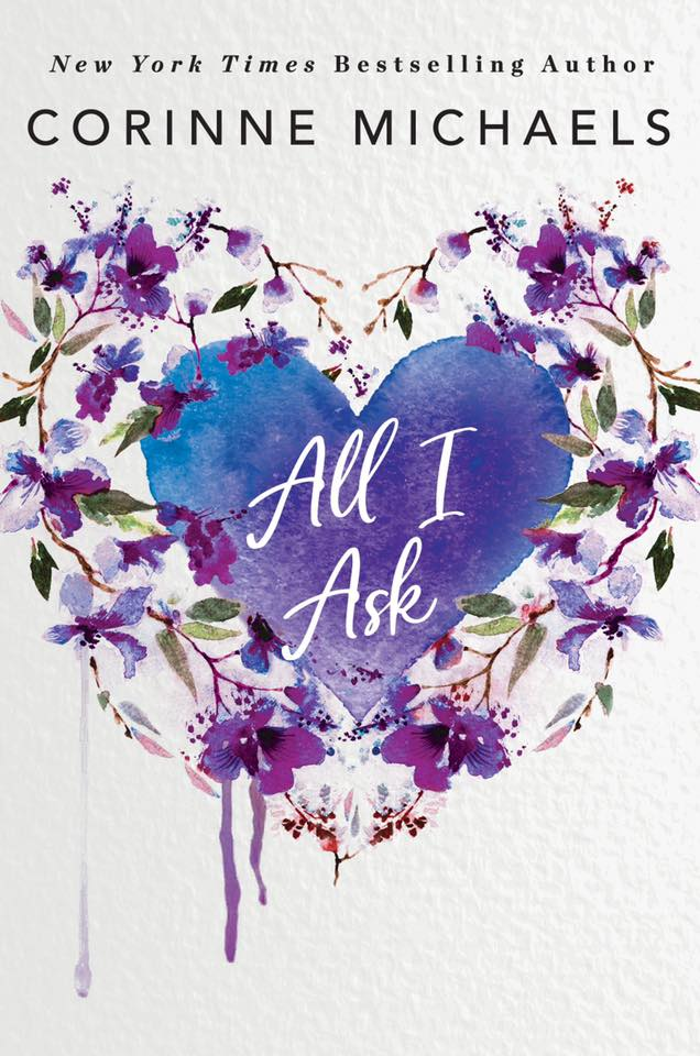 Cover Reveal: All I Ask by Corinne Michaels