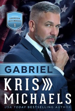 Cover Reveal: Gabriel (Guardian Defenders #1) by Kris Michaels