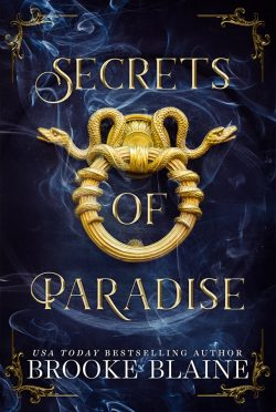Cover Reveal: Secrets of Paradise (Paradise #1) by Brooke Blaine