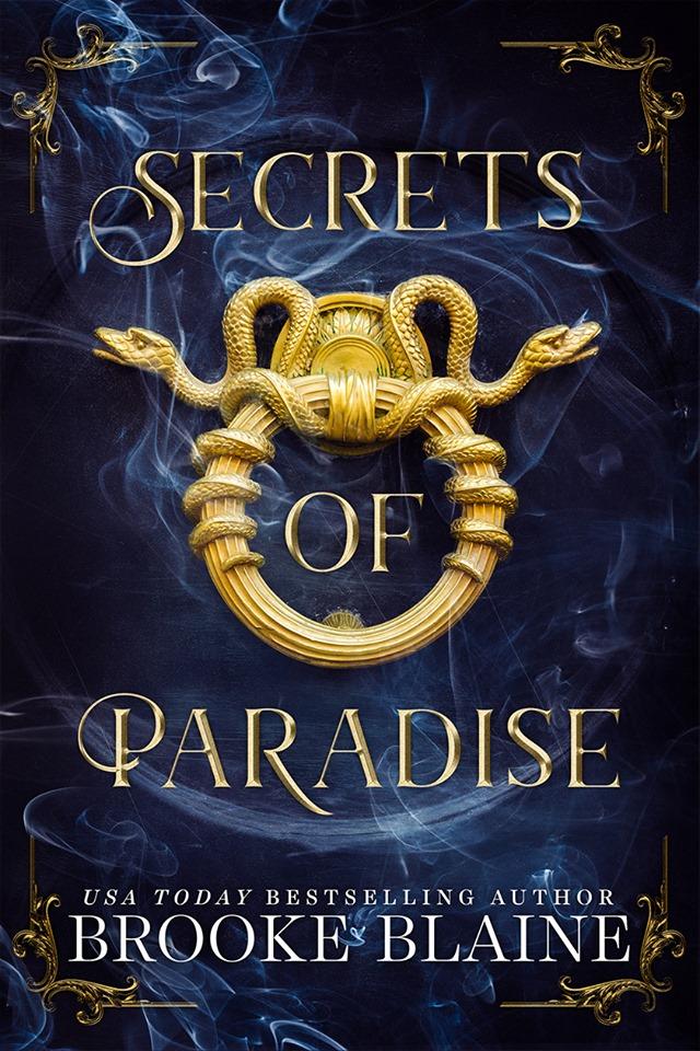 Cover Reveal: Secrets of Paradise (Paradise #1) by Brooke Blaine