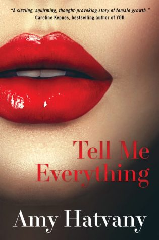 Cover Reveal: Tell Me Everything by Amy Hatvany