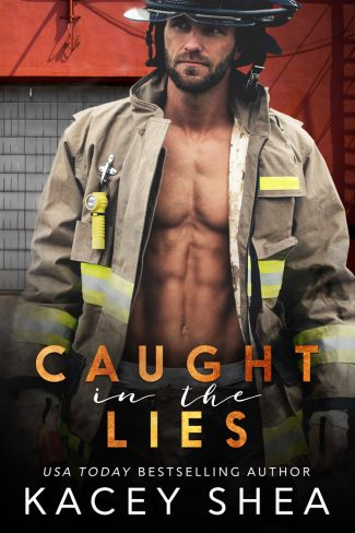 Cover Reveal & Giveaway: Caught in the Lies by Kacey Shea