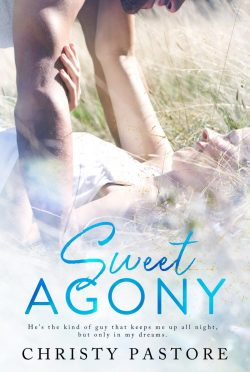 Cover Reveal: Sweet Agony by Christy Pastore