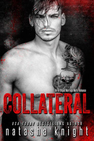 Cover Reveal: Collateral by Natasha Knight