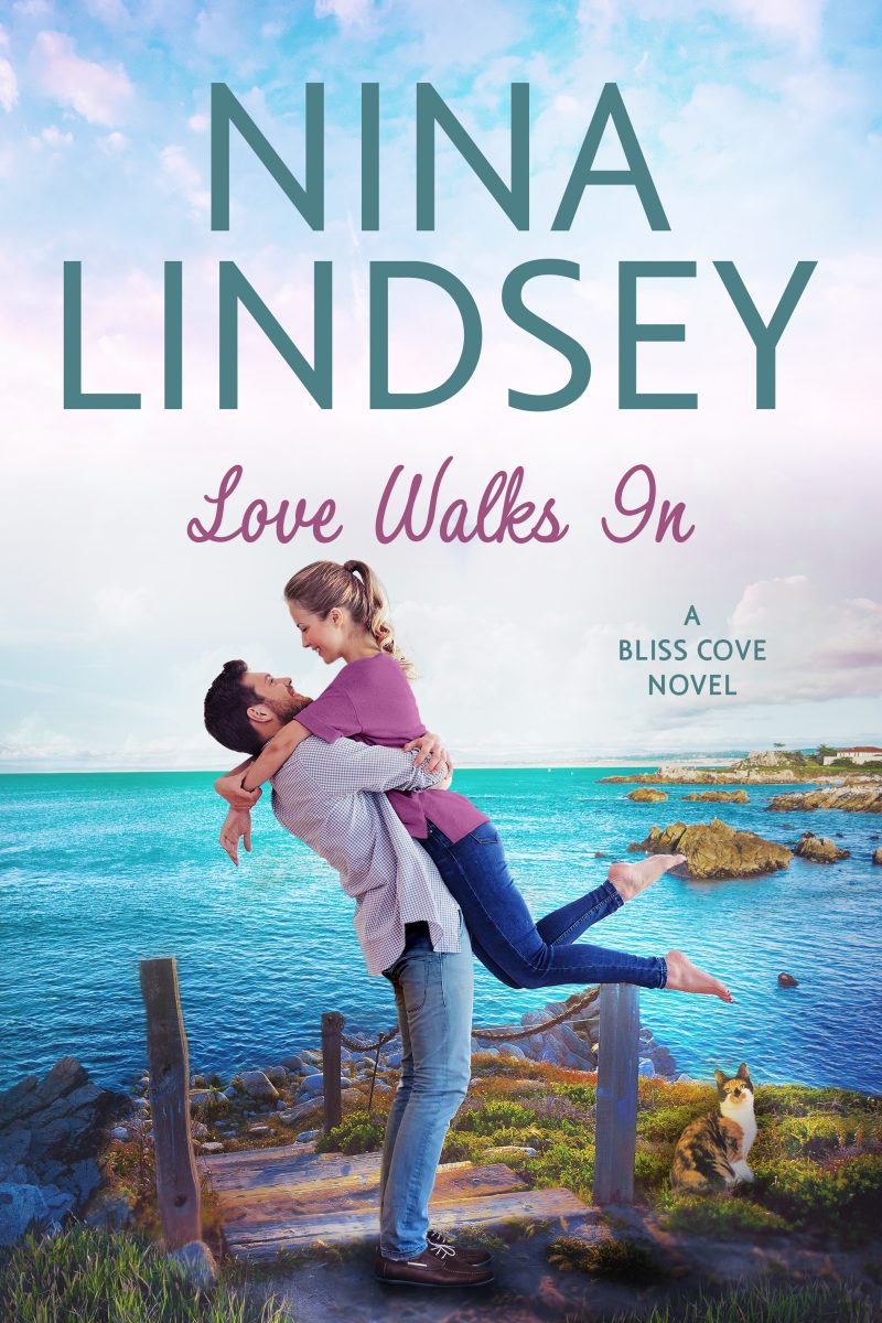 Cover Reveal & Giveaway: Bliss Cove series by Nina Lindsey