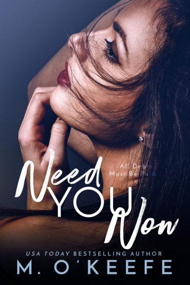 Release Day Blitz: Need You Now by Molly O'Keefe