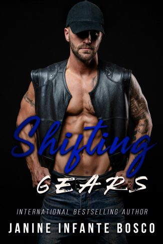 Cover Reveal: Shifting Gears (Satan's Knights Prospect Trilogy #1) by Janine Infante Bosco