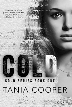Cover Reveal: Cold (Cold #1) by Tania Cooper