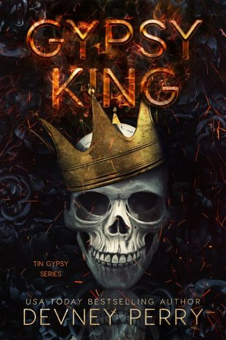 Release Day Blitz: Gypsy King (Tin Gypsy #1) by Devney Perry