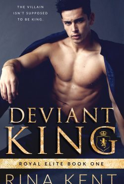 Cover Reveal: Deviant King (Royal Elite #1) by Rina Kent