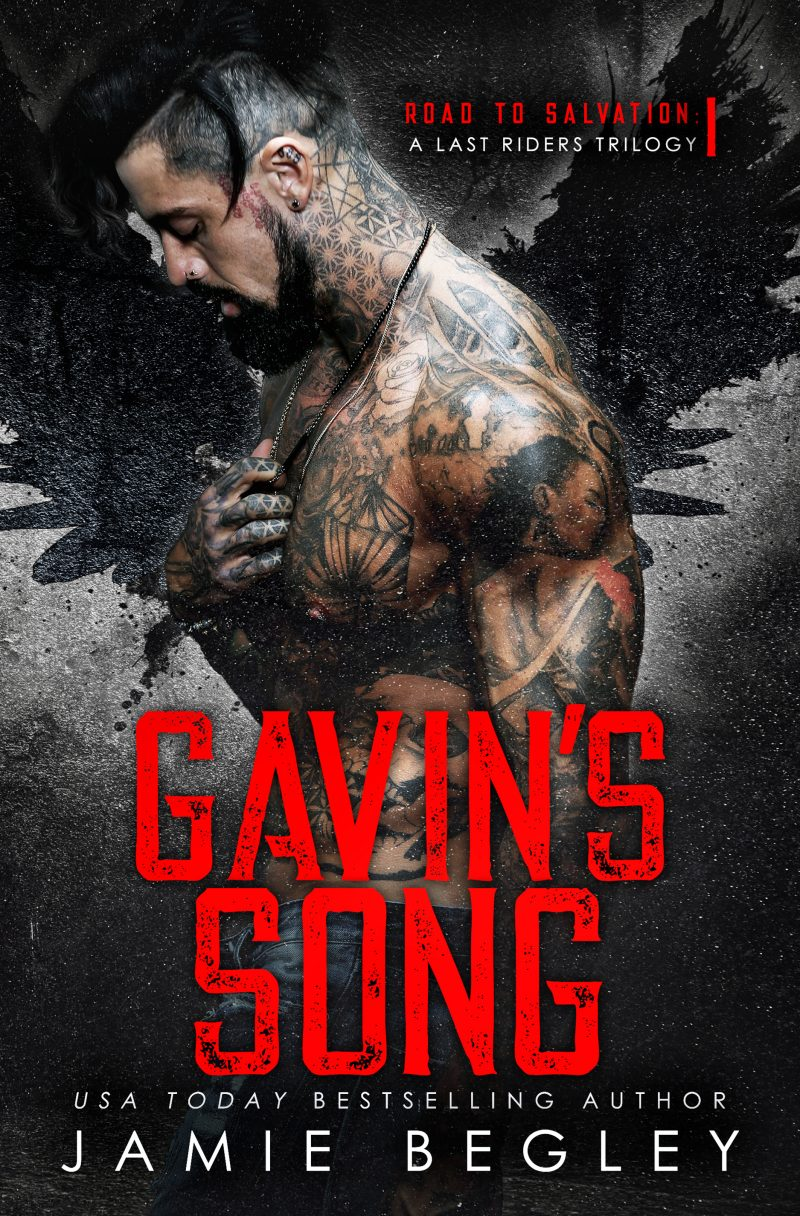 Release Day Blitz & Giveaway: Gavin's Song (Road to Salvation: A Last Rider's Trilogy #1) by Jamie Begley