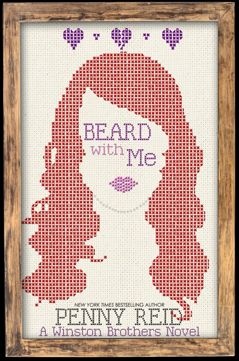 Release Day Blitz & Giveaway: Beard with Me (Winston Brothers #6) by Penny Reid