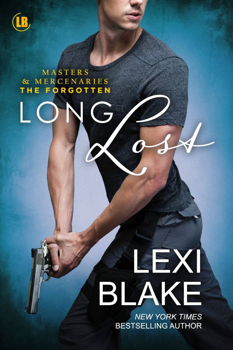 Cover Reveal: Long Lost (Masters & Mercenaries: The Forgotten #4, Masters & Mercenaries #19) by Lexi Blake
