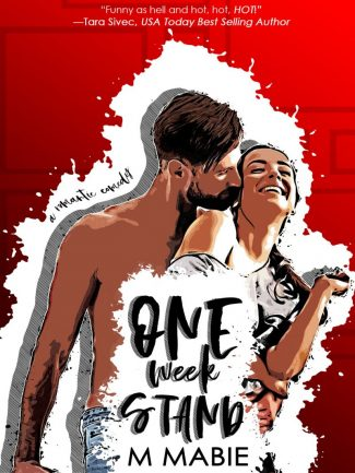 Cover Reveal: One Week Stand by M Mabie
