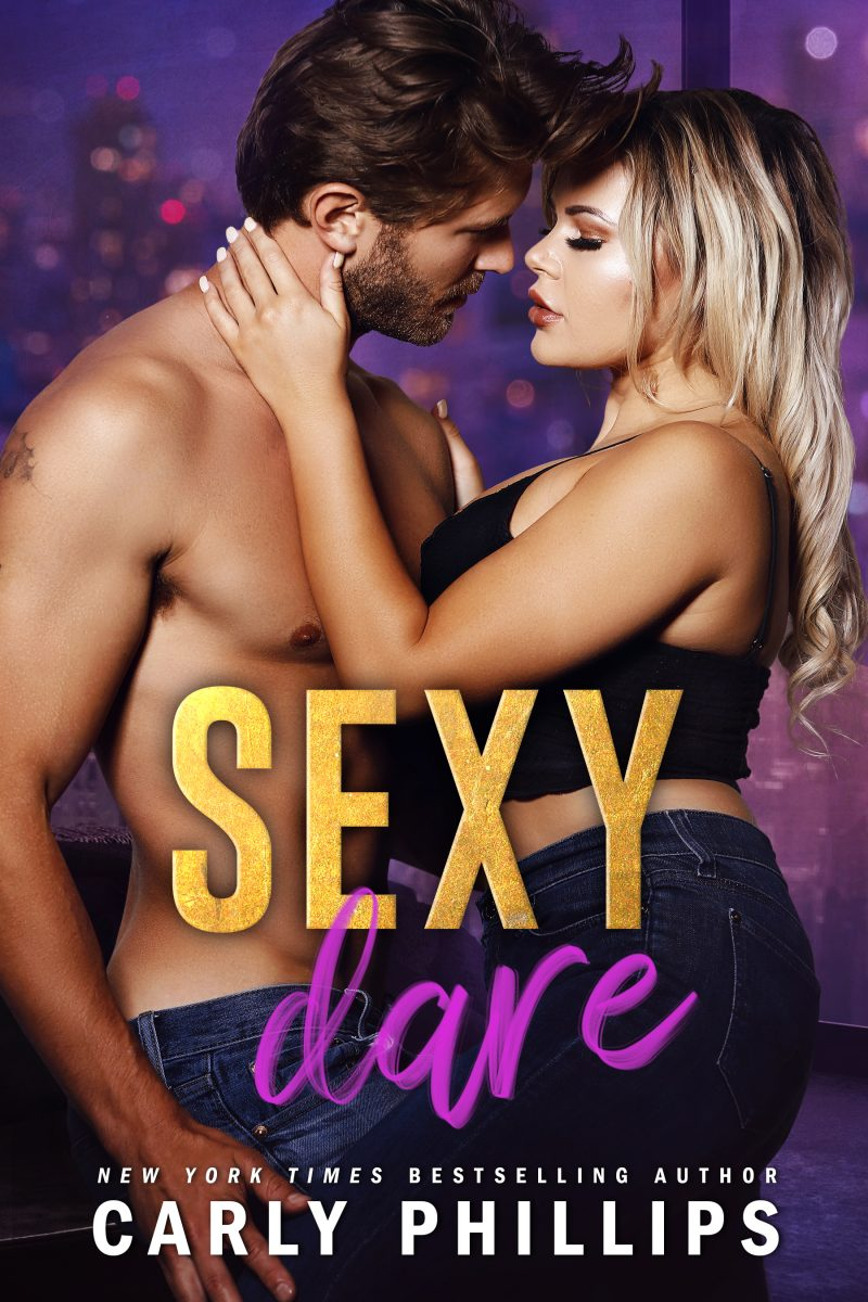 Release Day Blitz: Sexy Dare (Sexy #1) by Carly Phillips