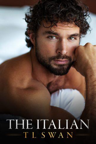 Cover Reveal: The Italian by TL Swan