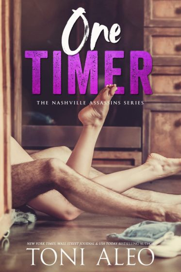 Cover Reveal: One Timer (Nashville Assassins #14) by Toni Aleo