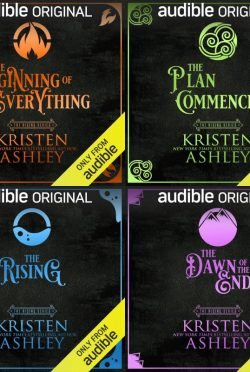 Series Announcement: The Rising by Kristen Ashley