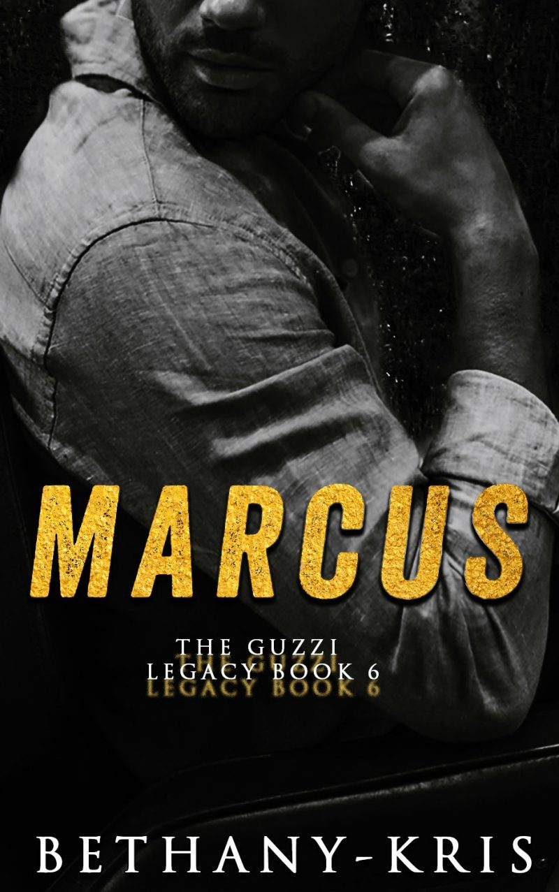 Cover Reveal & Giveaway: Marcus (The Guzzi Legacy #6) by Bethany-Kris