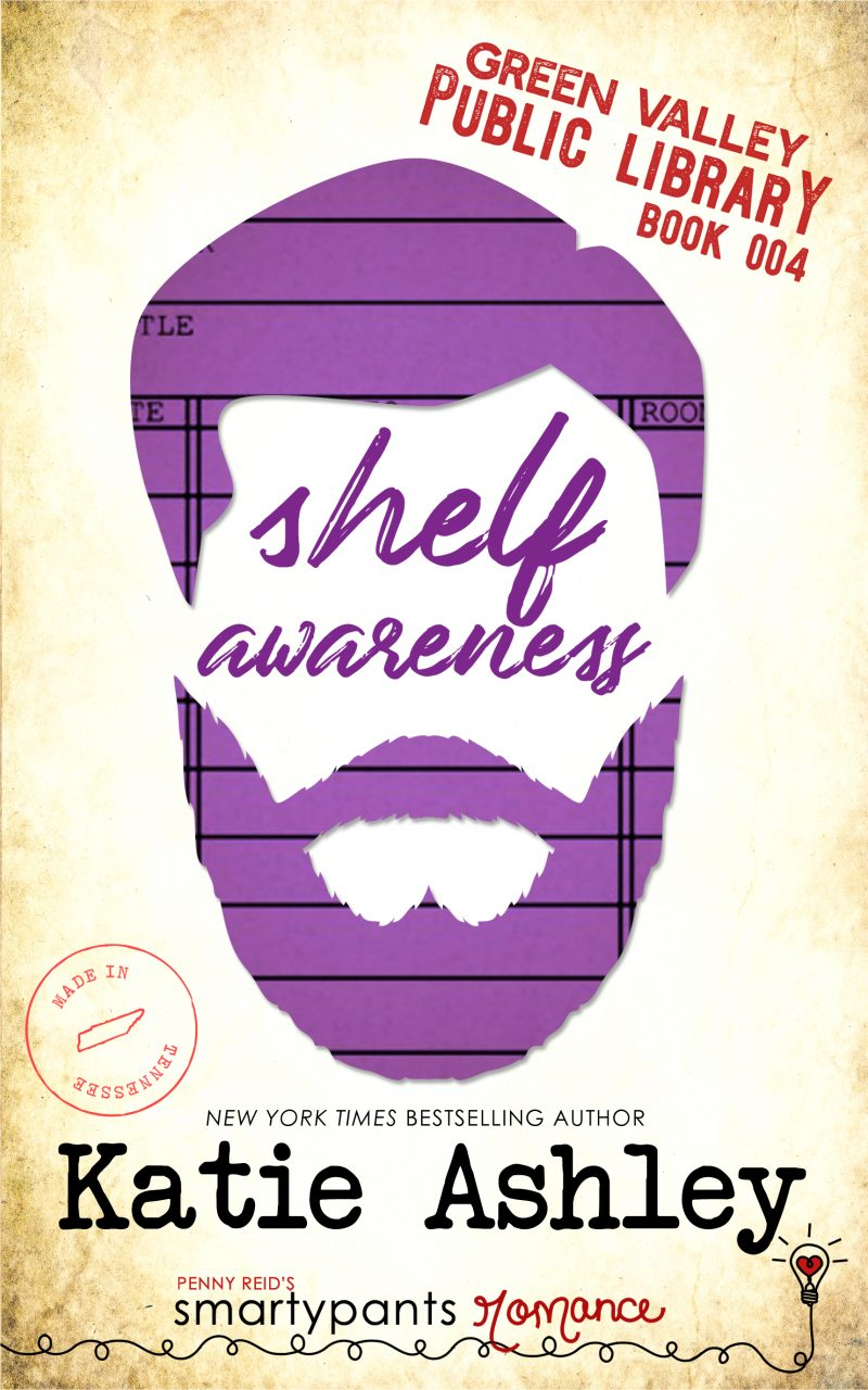 Release Day Blitz: Shelf Awareness (Green Valley Library #4) by Katie Ashley