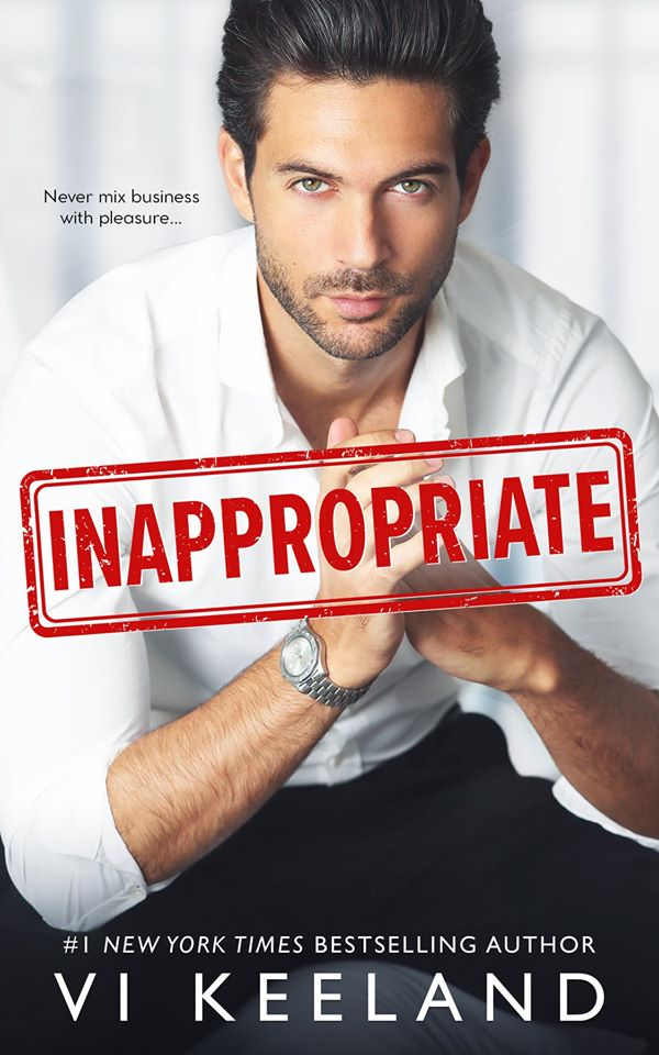Cover Reveal: Inappropriate by Vi Keeland