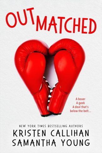 Release Day Blitz: Outmatched by Kristen Callihan & Samantha Young
