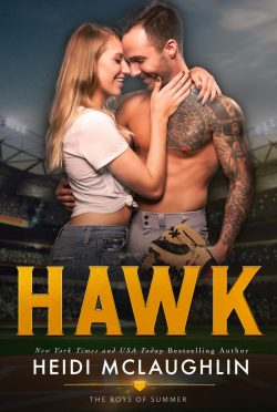 Cover Reveal & Giveaway: Hawk (The Boys of Summer #4) by Heidi McLaughlin