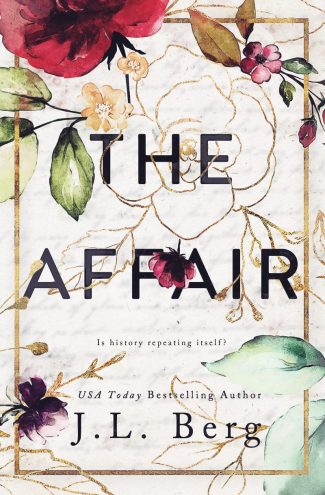 Cover Reveal: The Affair by JL Berg