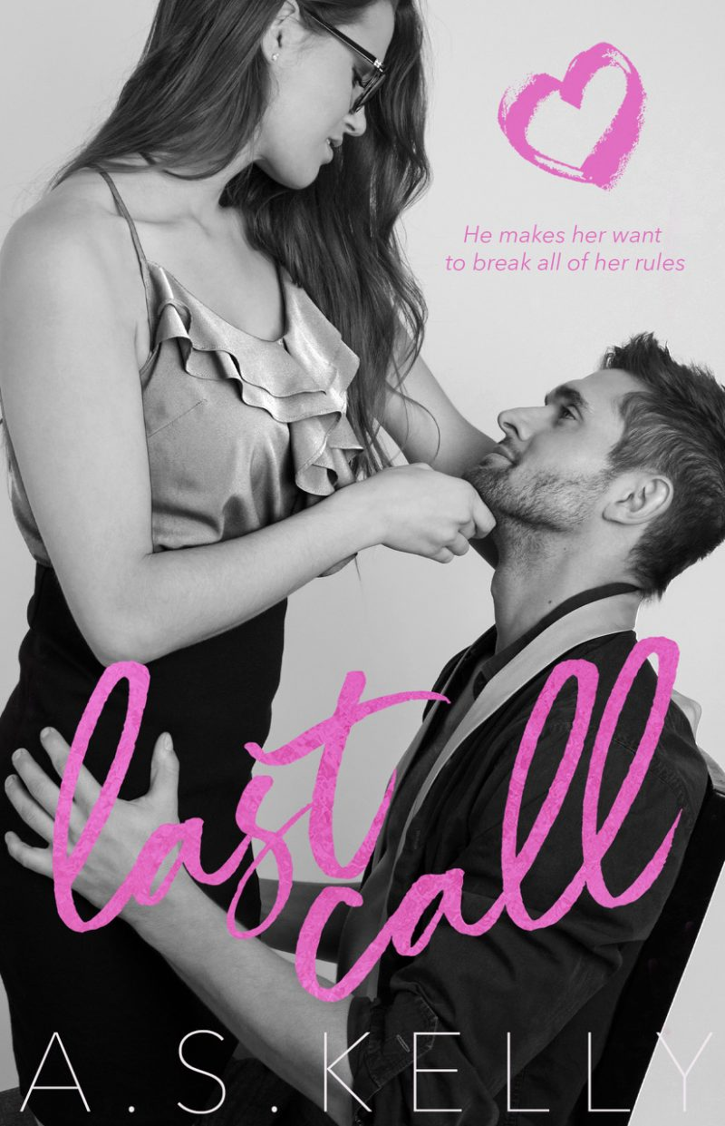 Cover Reveal: Last Call by AS Kelly