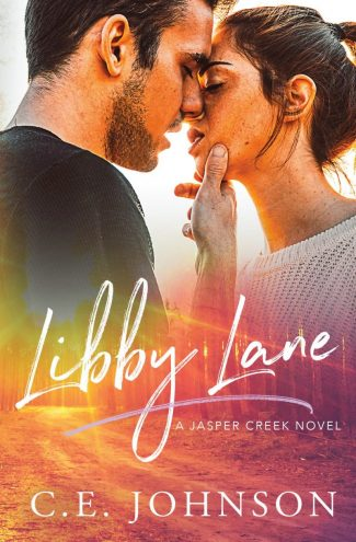 Release Day Blitz & Giveaway: Libby Lane (Jasper Creek #1) by CE Johnson