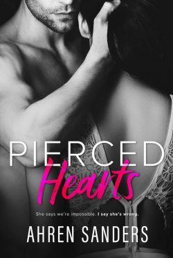 Release Day Blitz: Pierced Hearts (Southern Charmers #1) by Ahren Sanders