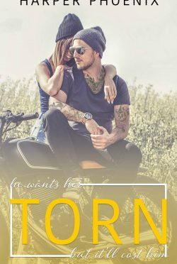 Release Day Blitz & Giveaway: Torn by Harper Phoenix