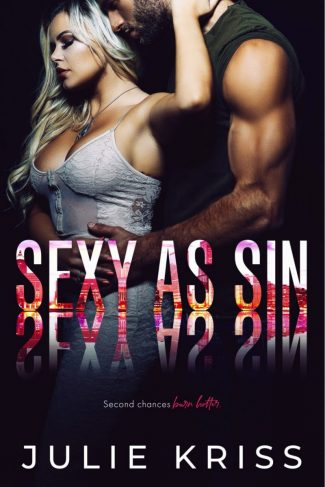 Cover Reveal: Sexy as Sin (Filthy Rich #2) by Julie Kriss