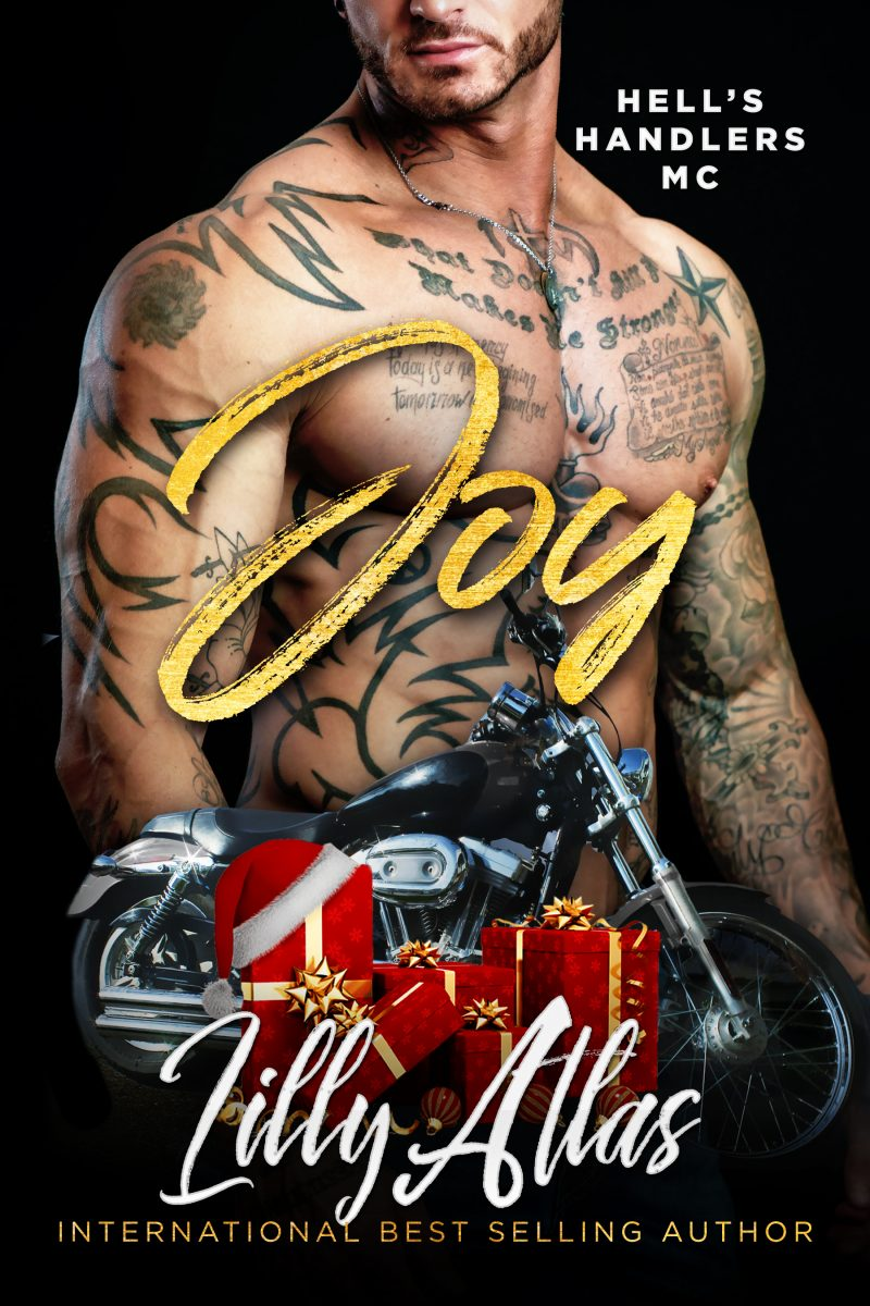 Release Day Blitz & Giveaway: Joy (Handlers MC #7) by Lilly Atlas