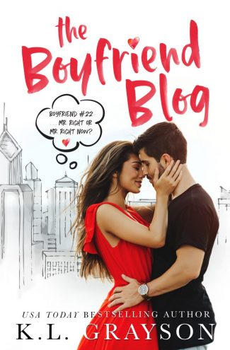 Release Day Blitz: The Boyfriend Blog by KL Grayson