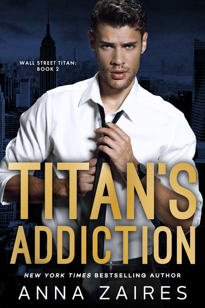 Cover Reveal & Giveaway: Titan's Addiction (Wall Street Titan #2) by Anna Zaires