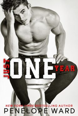 Cover Reveal: Just One Year by Penelope Ward